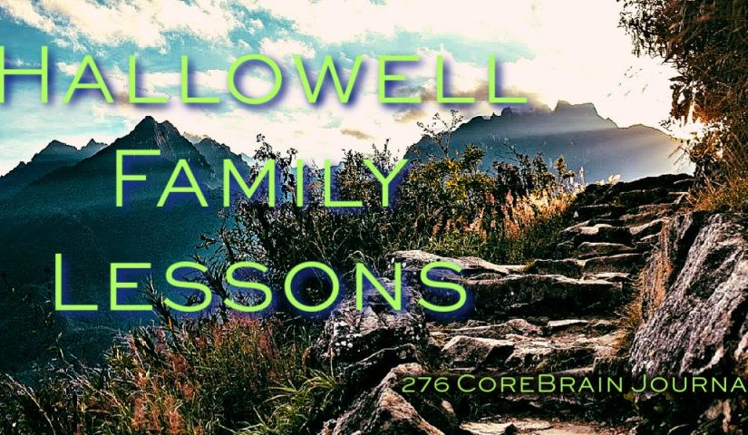 Dr. Hallowell Family Lessons