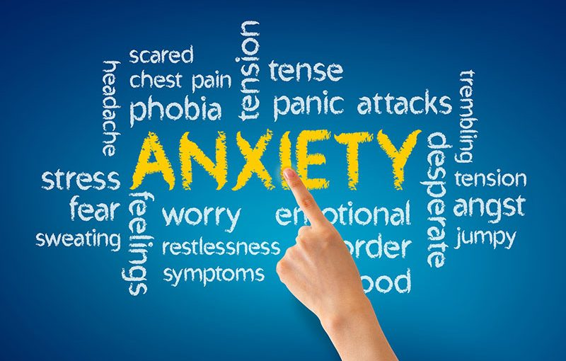 Don't Let Anxiety Hold You Back!