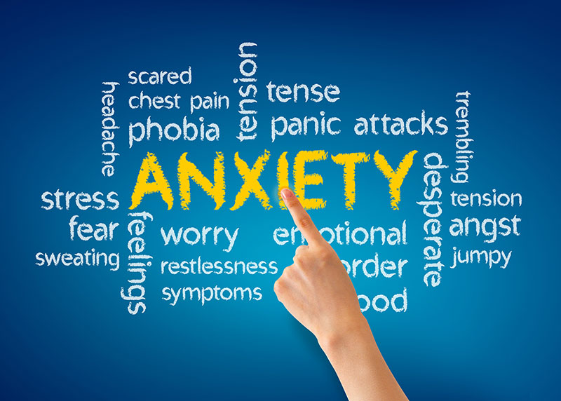 Don't Let Anxiety Hold You Back