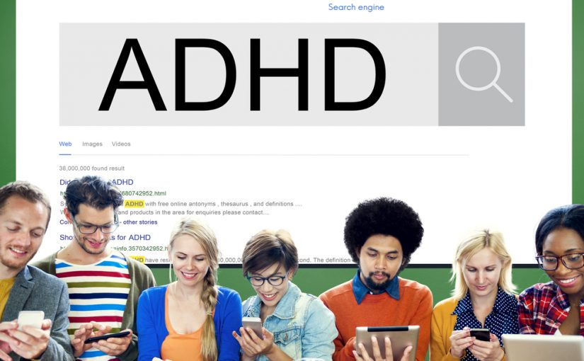Wanted: Women Who Have Not Been Diagnosed with ADHD