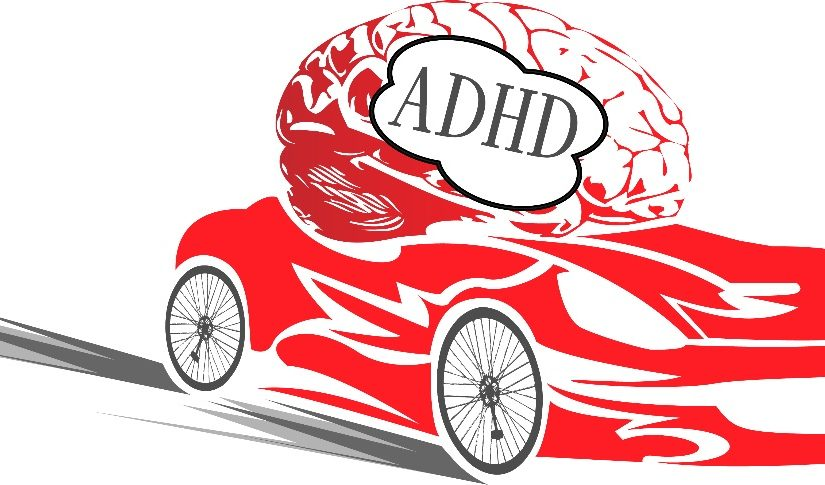 Your ADHD Brain is a Ferrari