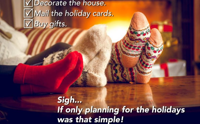 ADHD Holiday Survival Guide