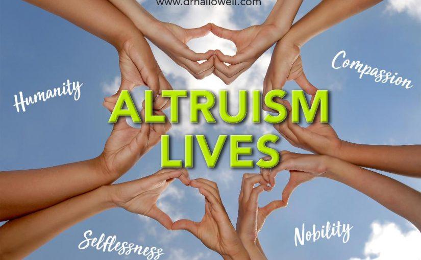 Altruism Lives