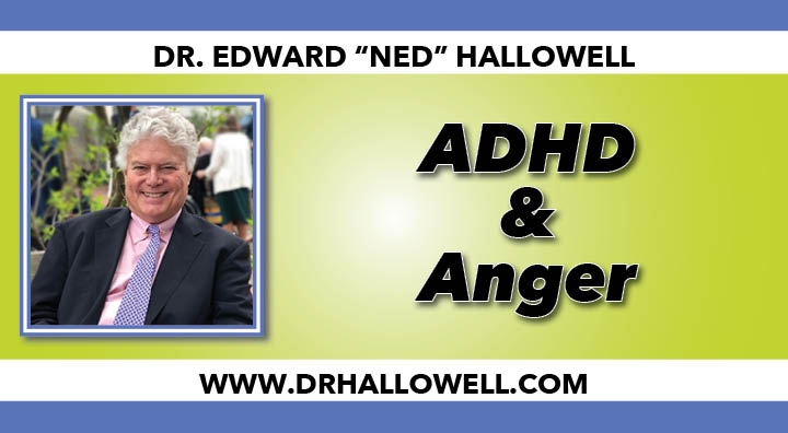 ADHD and Anger